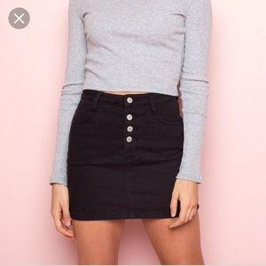 Brandy Melville / J Galt mini skirt